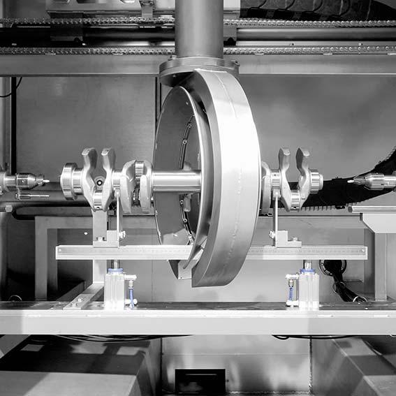 Industrielle Teilereinigungs-anlagen