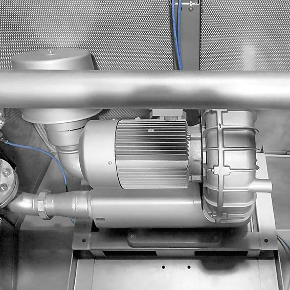 Systemlieferant für Maschinenbau